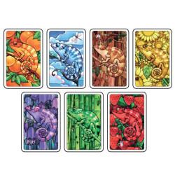 Coloretto - juego de cartas para 2-5 jugadores