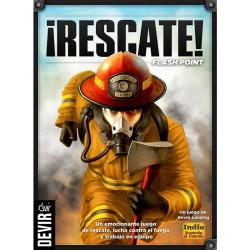 Rescate! Fire Rescue - emocionante juego cooperativo para 2-6 jugadores