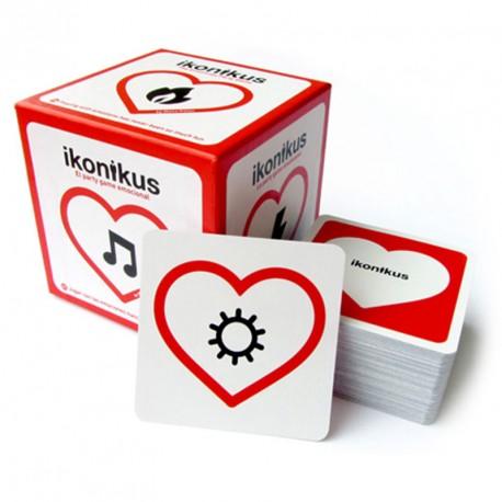 ikonikus - joc emocionant de cartes partygame
