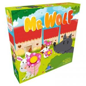 Mr. Wolf - Juego cooperativo y de memoria para 1-4 granjeros