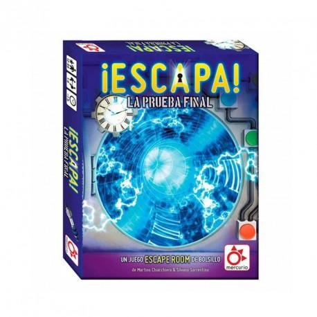 ¡Escapa! La Prueba Final - Juego de escape room para 1-6 jugadores