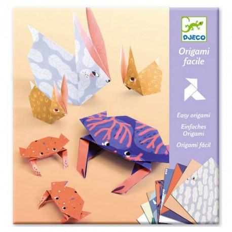 Papiroflexia Origami - Familia