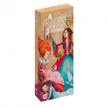Puzzle Soy Princesa - 100 pzas.