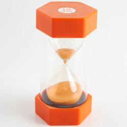 Reloj de arena 10 minutos - naranja