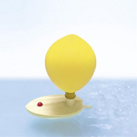 Barco Globo - juguete de agua