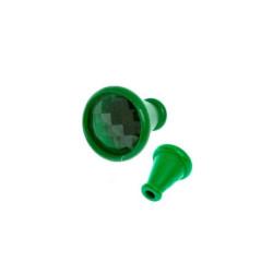 Ojo de Mosca - Caleidoscopio de madera - VERDE