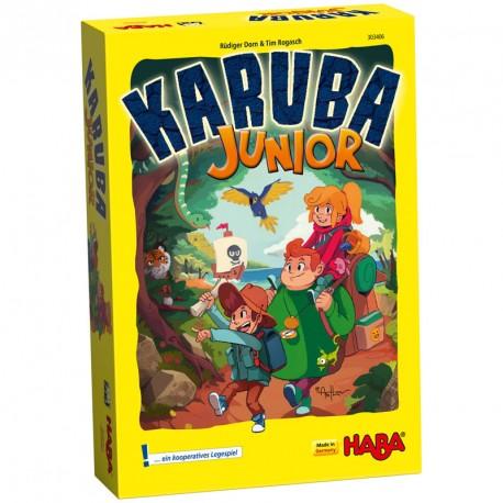 KARUBA Junior - Juego de cooperación para 1-4 jugadores