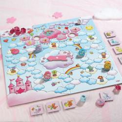 Unicornio Destello Una fiesta para Rosalie - Juego de mesa cooperativo para 2-4 jugadores