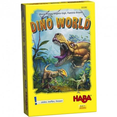 Dino World - juego de destreza para 2-4 jugadores