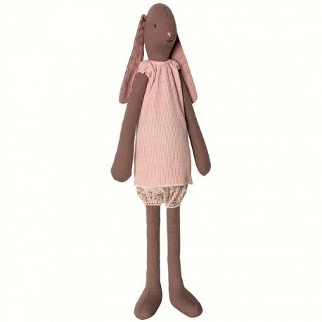 Conejita Bunny Mediana Morena - muñeca de tela