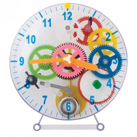 Construeix el teu propi rellotge mecànic