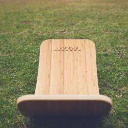 Wobbel Board Original - tabla curva de madera Bamboo