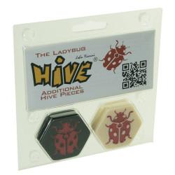Hive pocket - 2 piezas adicionales Mariquita para el juego de estrategia