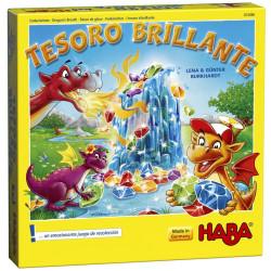 Tesoro brillante - juego de recoleccion para 2-4 jugadores
