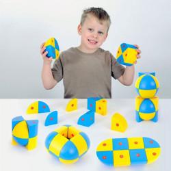 Set magnético de geometría