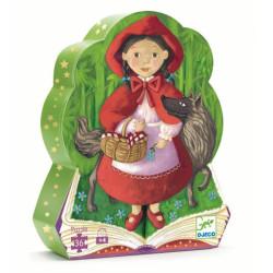 Puzzle Caperucita Roja - 36 pzas.