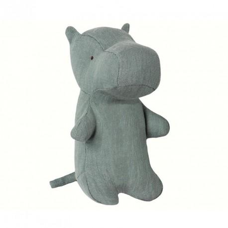 Hipopótamo de peluche mini - Los amigos de Noah