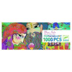 Puzzle gallery Magic India - 1000 pzas.