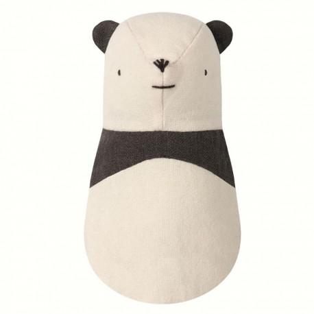 Sonajero Oso Panda- Los amigos de Noah