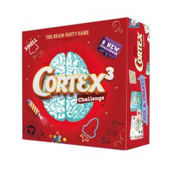 Cortex Challenge 3 - Juego de cartas de habilidad mental y concentración