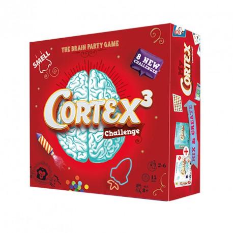 Cortex Challenge 3 - Joc de cartes d'habilitat mental i concentració
