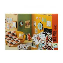 Kit de decoración Paris - Casita de muñecas