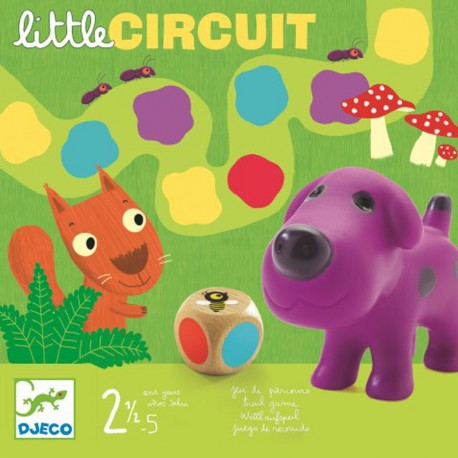 Little Circuit - Carreras de animales