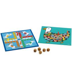 12 juegos clásicos con diseño infantil