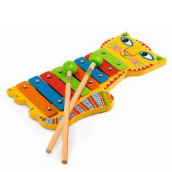 Metalófono Animambo - instrumento de madera