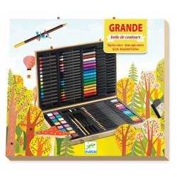 Colores - Caja Grande de Colores