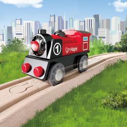 Locomotora Número 1