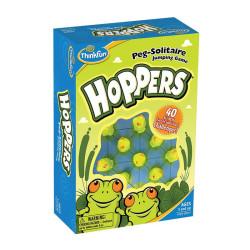 Hoppers - saltarín juego de lógica para 1 jugador