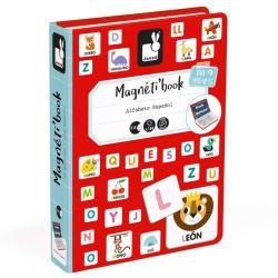 Magneti'book - Alfabeto en español