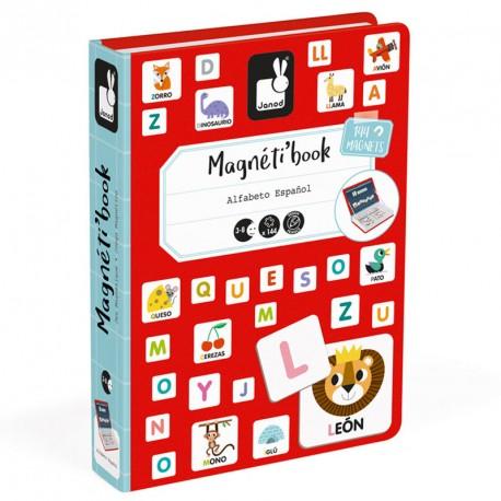 Magnetibook - Alfabeto en español