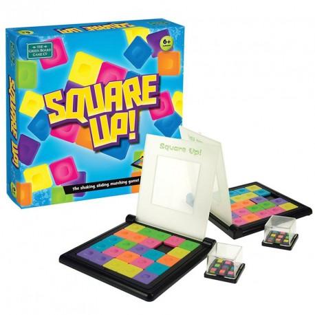 Square Up - rompecabezas duelo para 2 jugadores
