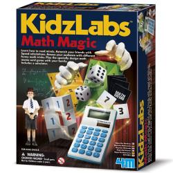 KidzLabs - Magia Matemática