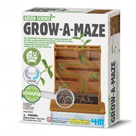 Green Science - Planta en el Laberinto
