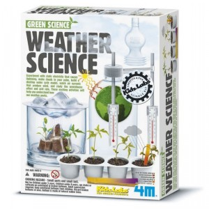 Green Science - La ciencia del clima