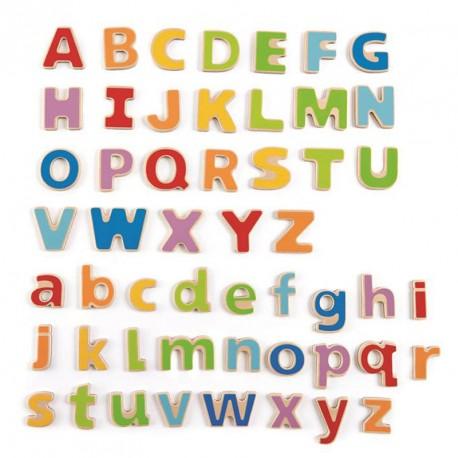 Lletres magnètiques ABC