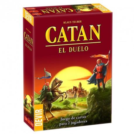 Los Príncipes de Catán - juego de cartas para 2 jugadores