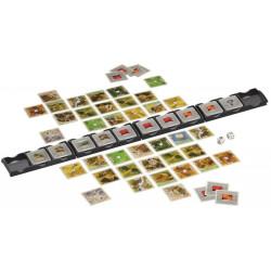 Catán El Duelo - juego de cartas para 2 jugadores