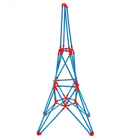 Flexistix Construcció Creativa - Torre Eiffel 62 pces.