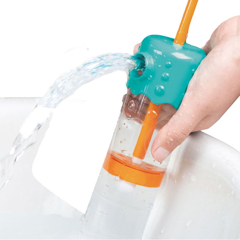 Bomba de agua juguete ba o beb - Temperatura agua bano bebe ...
