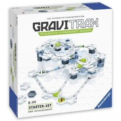 GraviTrax set de iniciación - pista de canicas interactiva