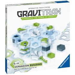 GraviTrax Expansión Construcción - pista de canicas interactiva