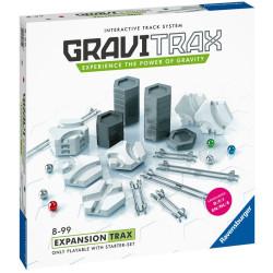 GraviTrax Expansión Carriles - pista de canicas interactiva