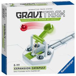 GraviTrax - Expansión Catapulta para pista de canicas interactiva