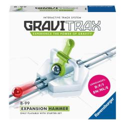 GraviTrax - Expansión Martillo para pista de canicas interactiva