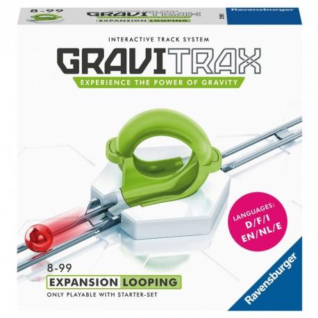 GraviTrax - Expansión Looping para pista de canicas interactiva