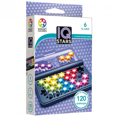 IQ-Stars - Joc puzle de lògica per 1 jugador